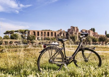 Rent a Trekking or a City Bike from Easy Bike Rent Rome